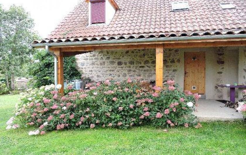 Location de vacances - Gîte à Charbonnières-les-Vieilles