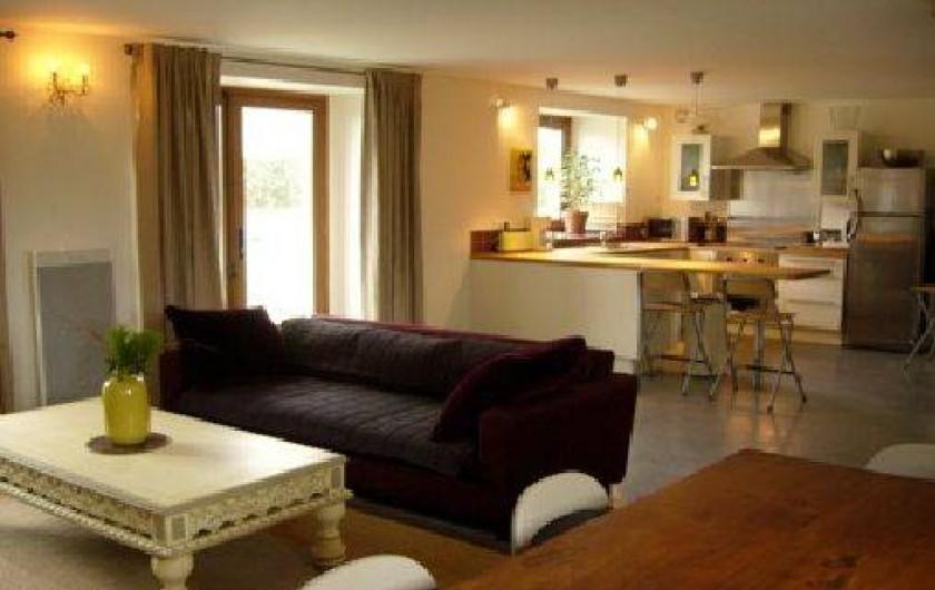 Location de vacances - Maison - Villa à Lingreville