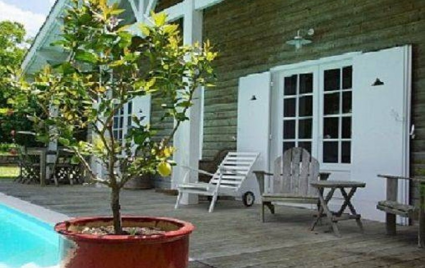 Location de vacances - Gîte à Branne