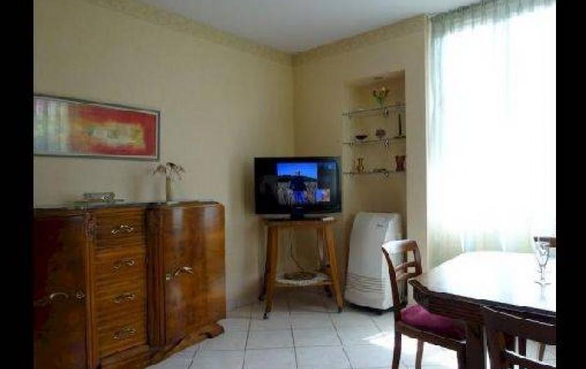 Location de vacances - Appartement à Lons-le-Saunier