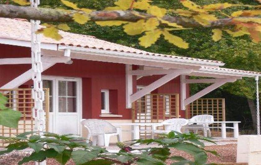 Maison ares bassin d 39 arcachon dans r sidence avec - Maison bassin d arcachon location nice ...