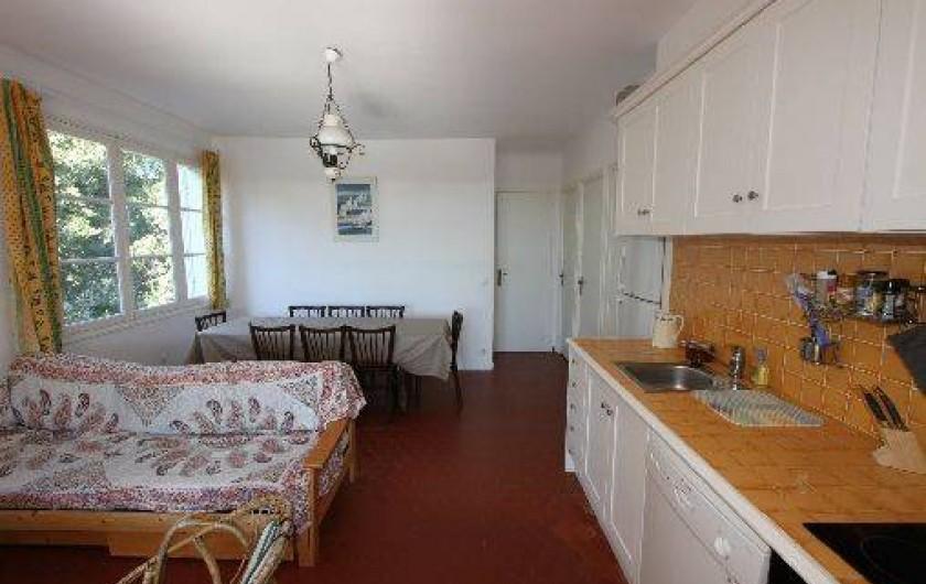 Location de vacances - Appartement à Ramatuelle