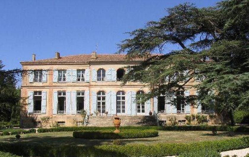 Location de vacances - Chambre d'hôtes à Clermont-Savès