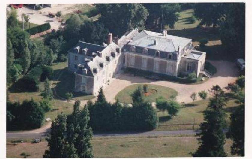 Location de vacances - Château - Manoir à Mareuil-sur-Cher