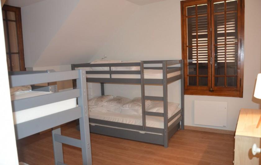 Location de vacances - Appartement à Saint-Gervais-les-Bains - Chambre 4