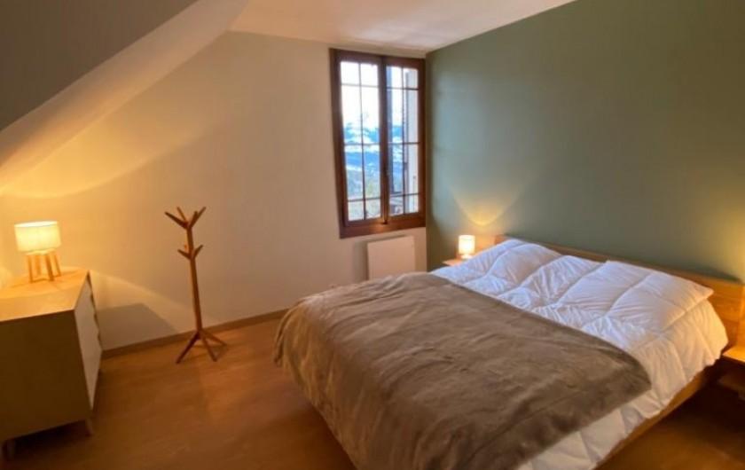 Location de vacances - Appartement à Saint-Gervais-les-Bains - Chambre 1