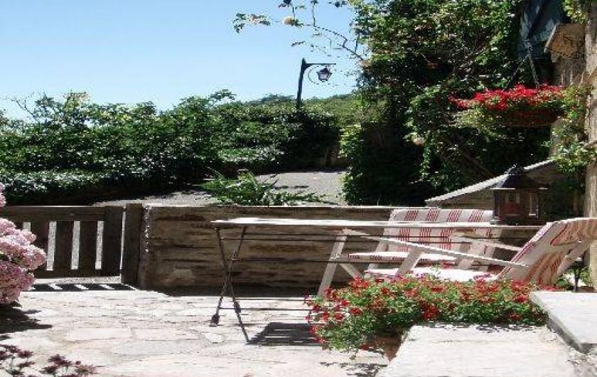 Location de vacances - Chambre d'hôtes à Cuxac-Cabardès