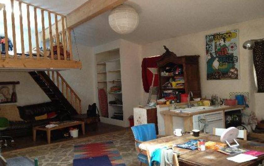 Location de vacances - Maison - Villa à Saillans