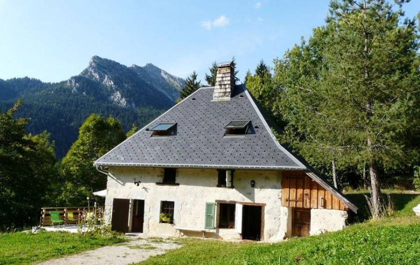 Location de vacances - Gîte à Saint-Pierre-de-Chartreuse - Gîte cet été