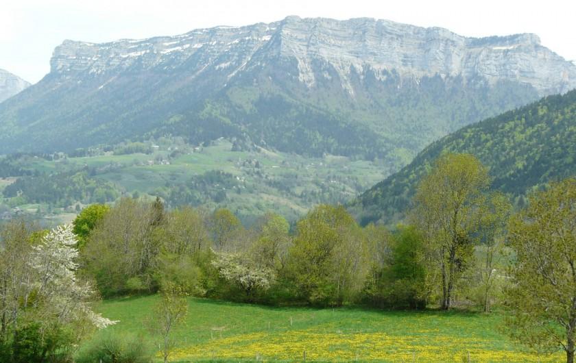 Location de vacances - Gîte à Saint-Pierre-de-Chartreuse - Alentours de St Pierre d'Entremont (commune voisine de St Pierre de Chartreuse)