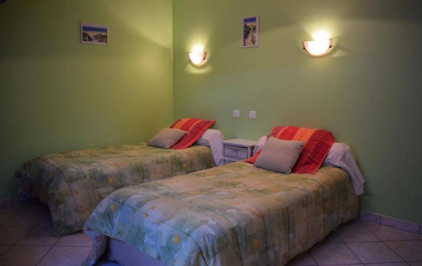 Location de vacances - Gîte à Turenne - 3 ème chambre