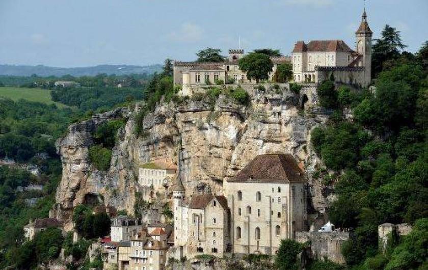 Location de vacances - Villa à Loubressac - Rocamadour