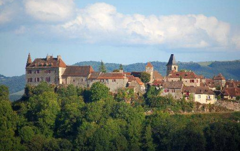 Location de vacances - Villa à Loubressac - Village classé de Loubressac