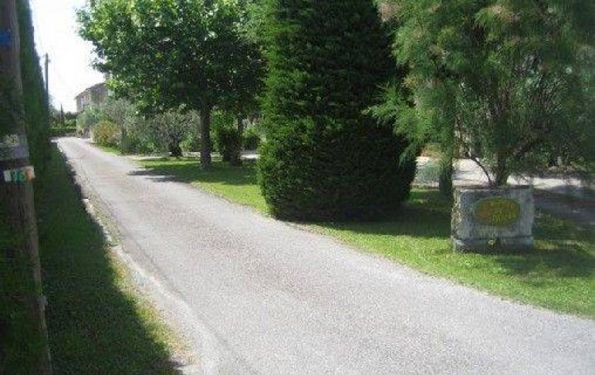 Location de vacances - Appartement à Châteaurenard