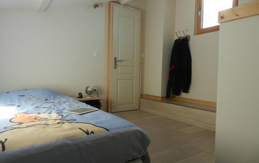 Location de vacances - Appartement à L'Isle-sur-la-Sorgue - Petite chambre au dernier étage