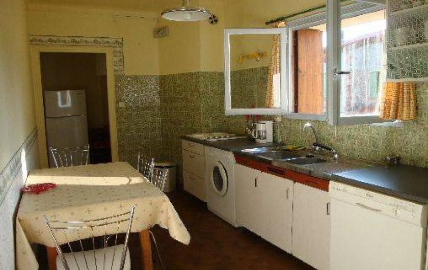 Location de vacances - Appartement à Laroque-des-Albères