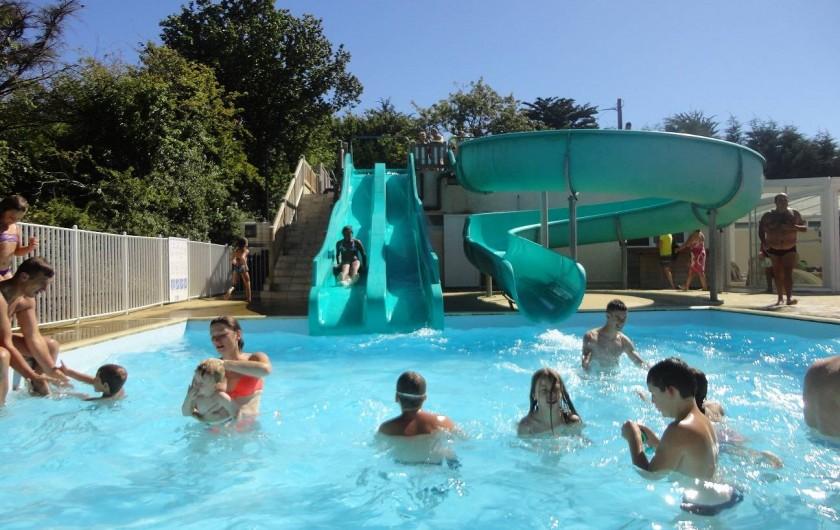 Location de vacances - Camping à Bretignolles-sur-Mer