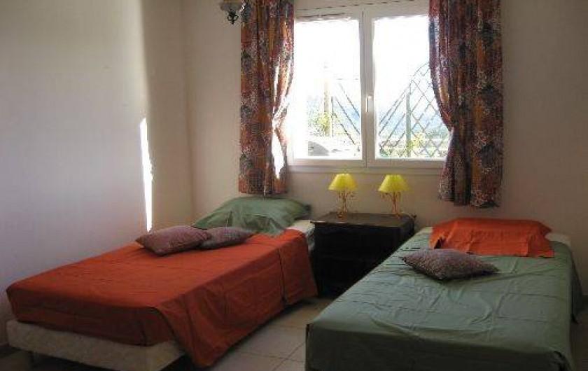 Location de vacances - Villa à Les Adrets-de-l'Estérel