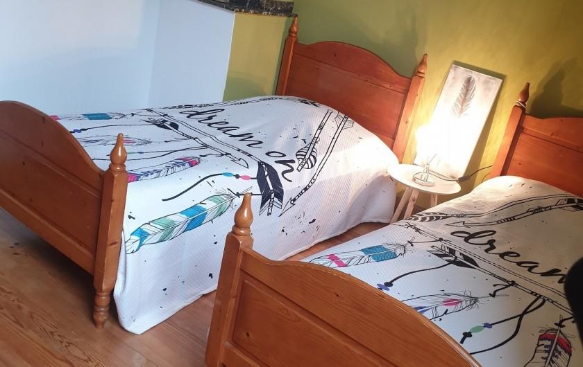Location de vacances - Gîte à Bordères-sur-l'Échez - Chambre n°2