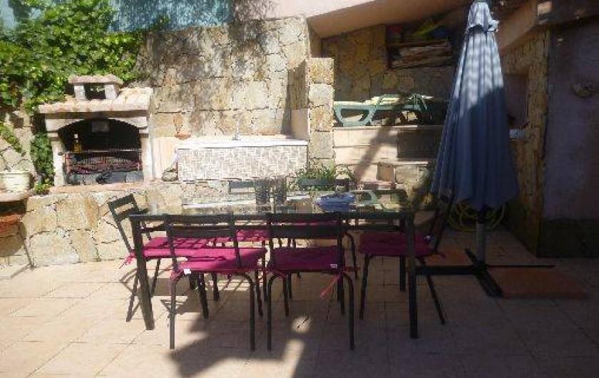 Location de vacances - Villa à Drap