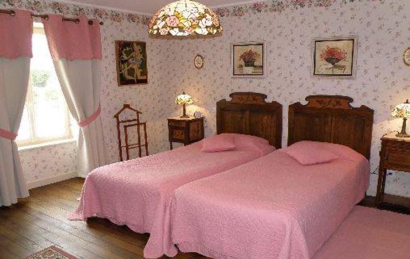 Location de vacances - Chambre d'hôtes à Pressigny