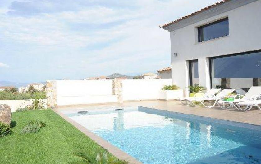 Location de vacances - Villa à L'Île-Rousse