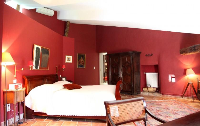 Location de vacances - Chambre d'hôtes à Lamotte-du-Rhône - SUITE LA GARDE ADHEMAR