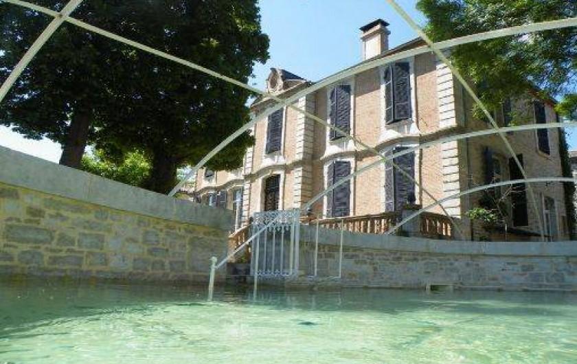 Location de vacances - Château - Manoir à Septfonds