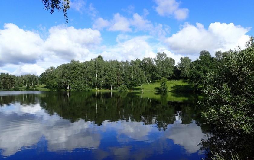 Location de vacances - Gîte à Saint-Hilaire-les-Courbes - Lac de Vassiviere .... 30mins par voiture,