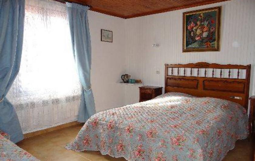 Location de vacances - Chambre d'hôtes à Ortaffa - Chambre B