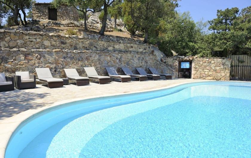 Location de vacances - Maison - Villa à Porto-Vecchio - Détendez-vous...