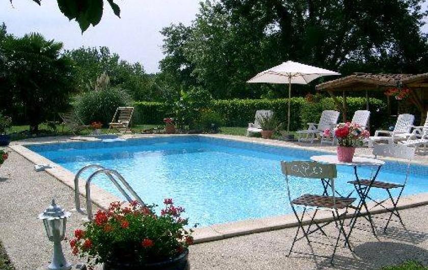 Location de vacances - Villa à Bourdeilles