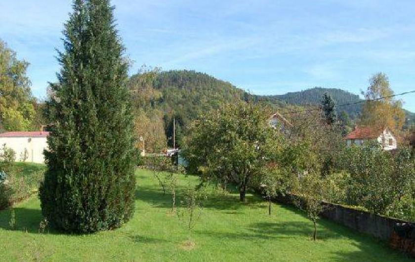 Location de vacances - Gîte à Ramonchamp - Le verger