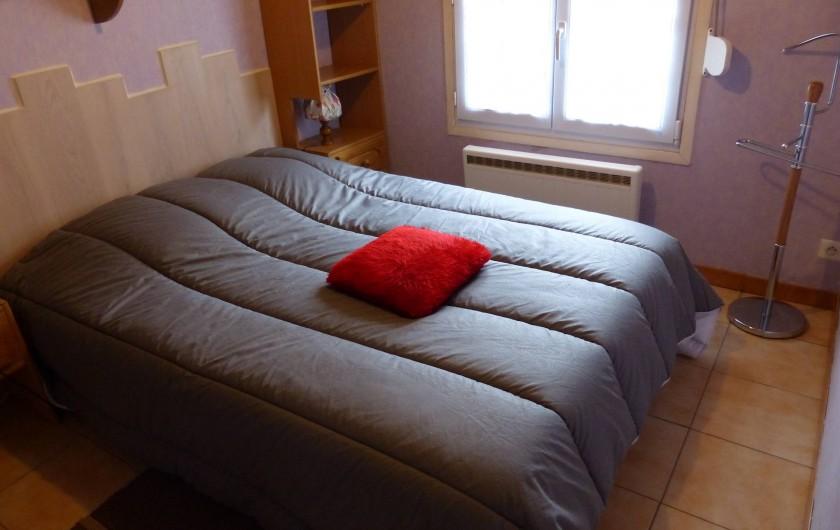 Location de vacances - Gîte à Ramonchamp - La chambre