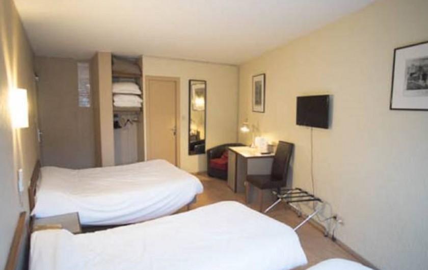 Location de vacances - Hôtel - Auberge à Dijon - Chambre Quadruple