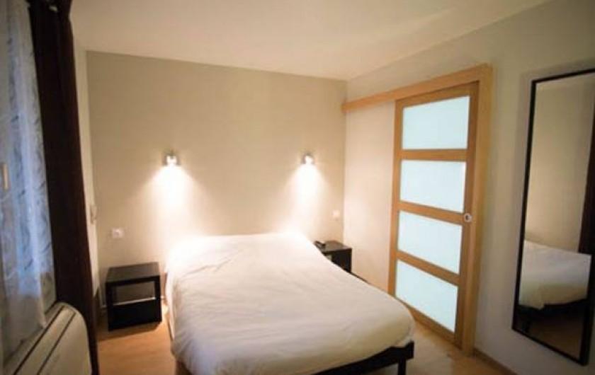 Location de vacances - Hôtel - Auberge à Dijon - Chambre simple