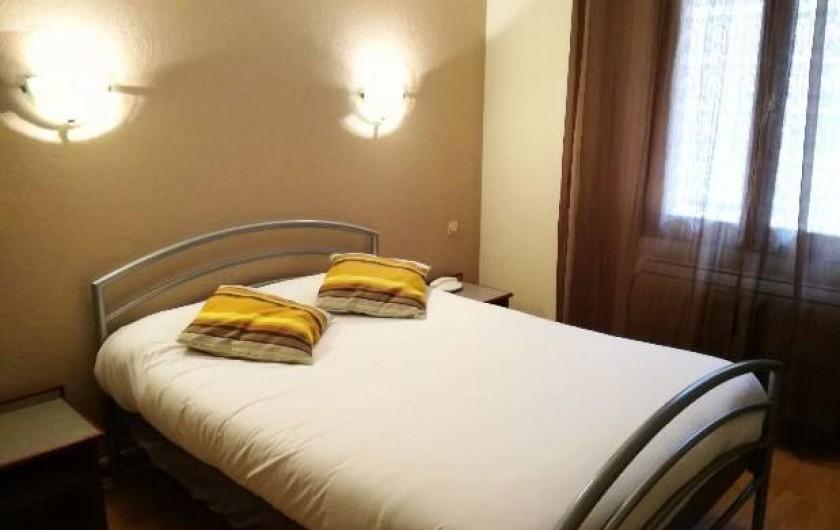 Location de vacances - Hôtel - Auberge à Dijon - Chambre double