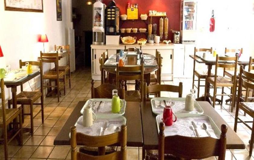 Location de vacances - Hôtel - Auberge à Dijon