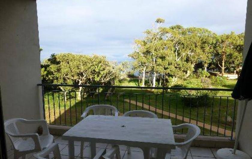 Location de vacances - Appartement à Linguizzetta
