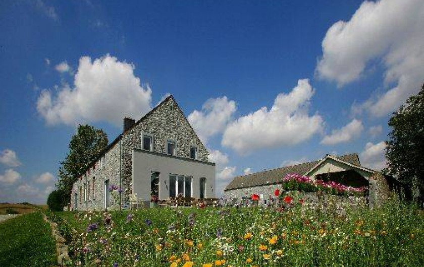 Location de vacances - Gîte à Ermeton-sur-Biert