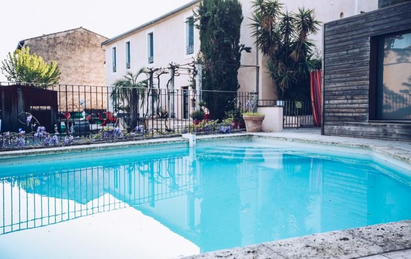Location de vacances - Mas à Vérargues