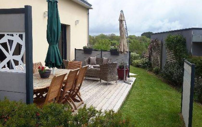 Location de vacances - Maison - Villa à Clohars-Carnoët