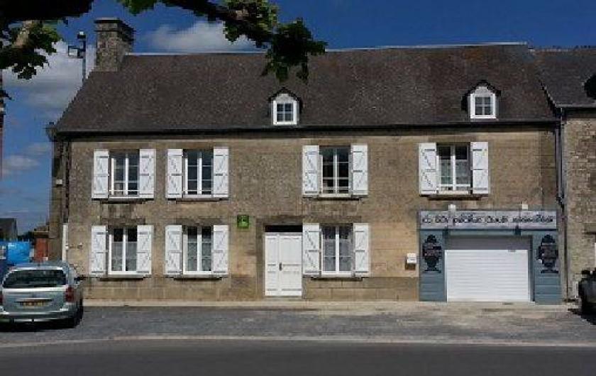 Location de vacances - Maison - Villa à Sainte-Marie-du-Mont