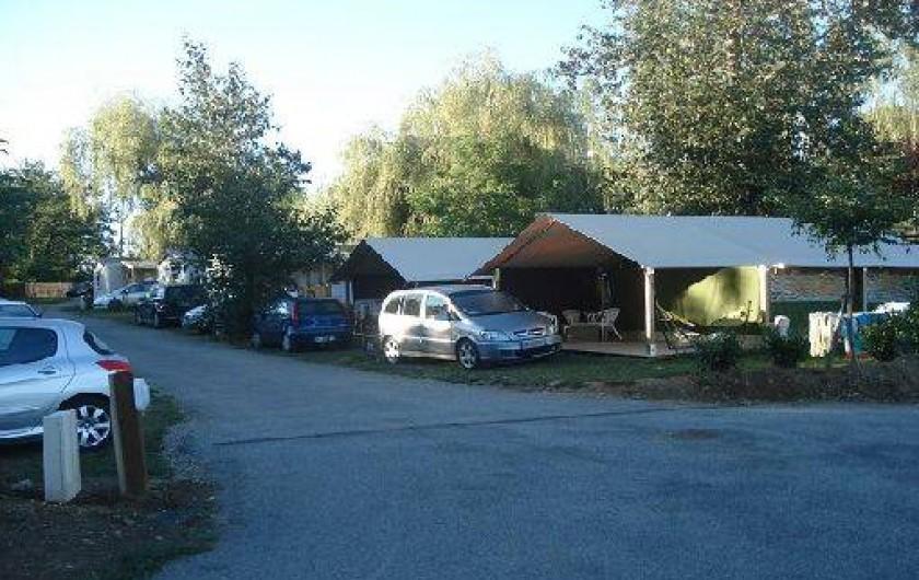 Location de vacances - Camping à Naucelle