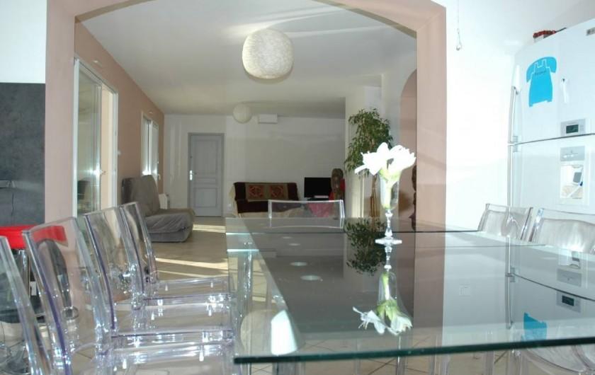 Location de vacances - Villa à Arles - Salle à manger