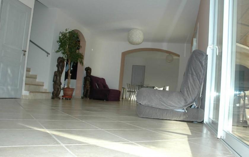 Location de vacances - Villa à Arles - Séjour