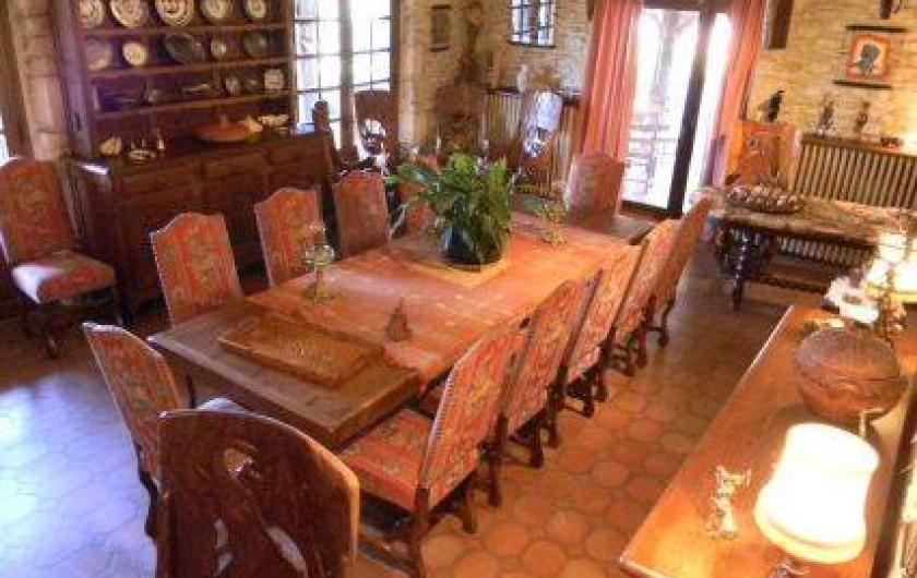 Location de vacances - Chambre d'hôtes à Ayguetinte