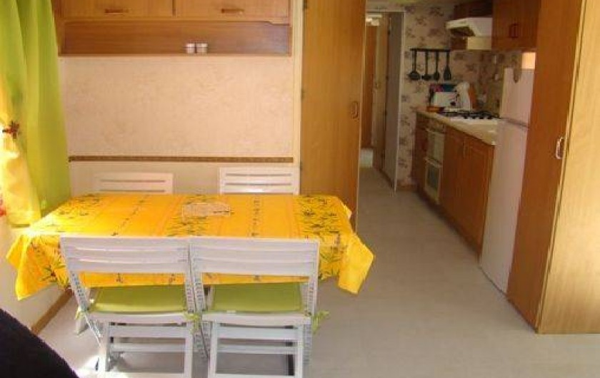 Location de vacances - Bungalow - Mobilhome à Mandelieu-la-Napoule