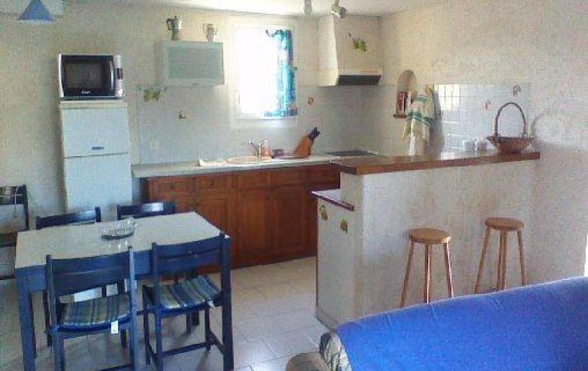 Location de vacances - Villa à Cervione