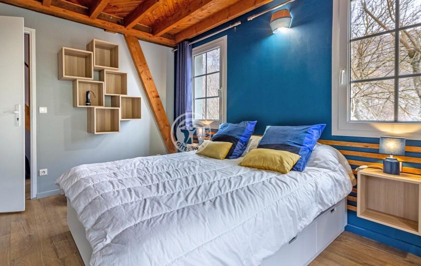Location de vacances - Gîte à Sainte-Marie de Campan - la cuisine intégrée, complètement équipée
